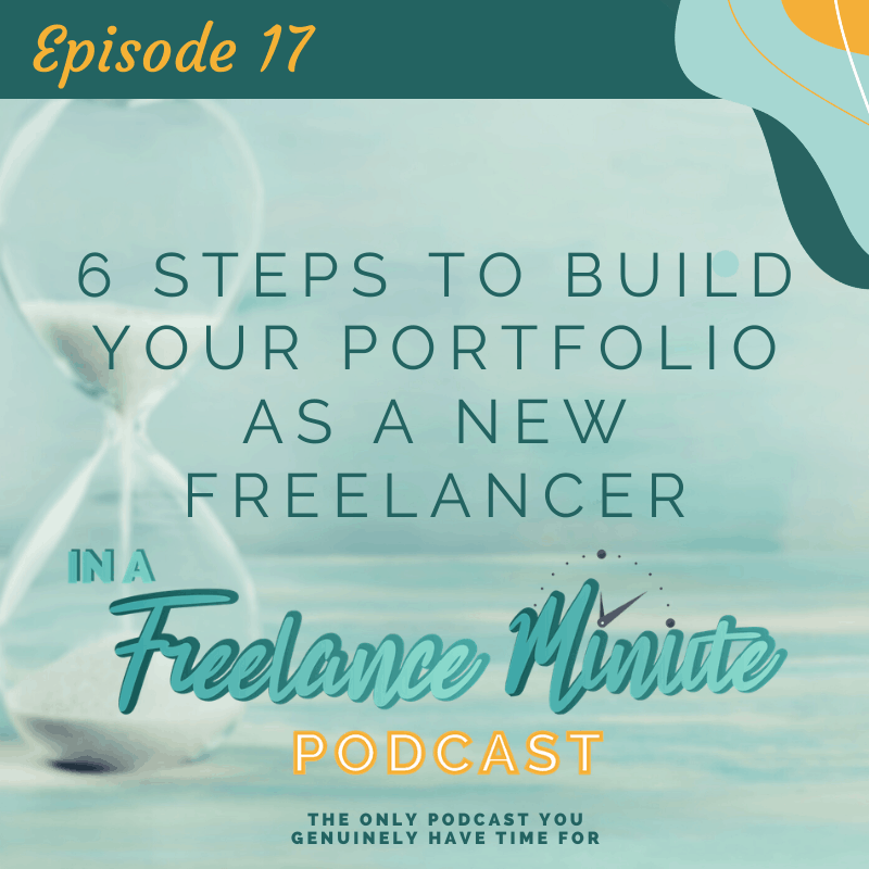6 Steps to Build Your Portfolio as a New Freelancer