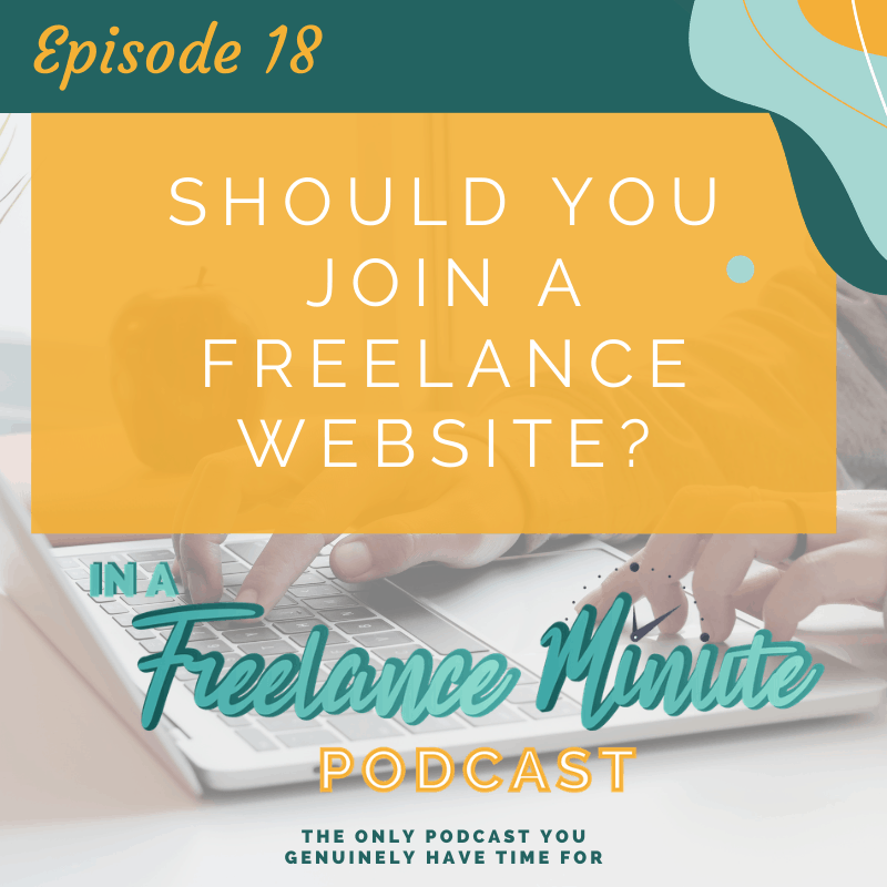 Should You Join a Freelance Website?