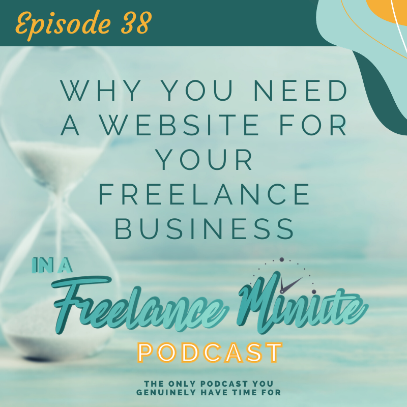 Why You Need a Website for Your Freelance Business