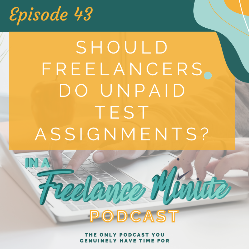 Should Freelancers Do Unpaid Test Assignments?